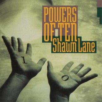 Powers of Ten (album) - Image: Powers of ten