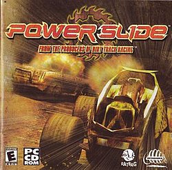 Powerslide (video game) cover.jpg