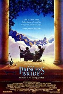 <i>The Princess Bride</i> (film) 1987 film by Rob Reiner