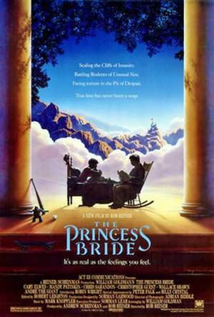 The Princess Bride (film) - Theatrical release poster