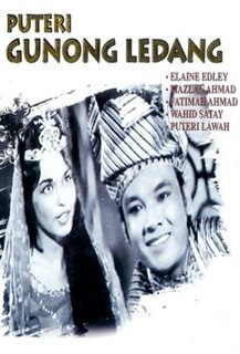<i>Puteri Gunong Ledang</i> (film) 1961 film