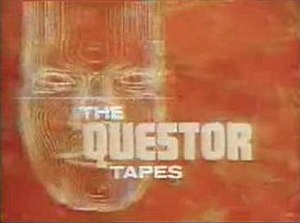 The Questor Tapes - Title card