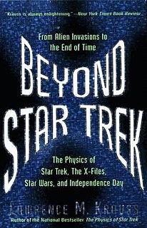 <i>Beyond Star Trek</i> book by Lawrence Krauss