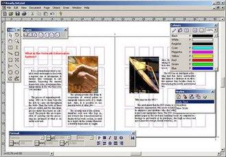 Ready, Set, Go! (software) - Image: RS Gshot