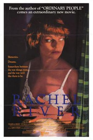 Rachel River - Theatrical release poster