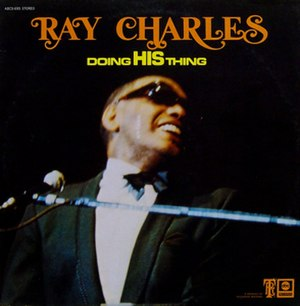 Doing His Thing - Image: Ray Charles Doing His Thing