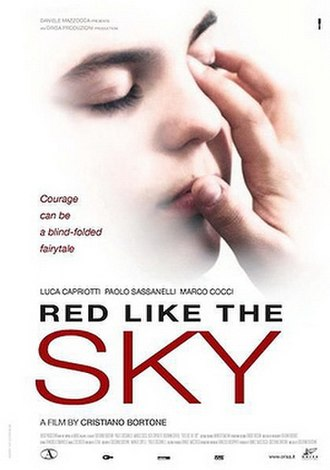 Red Like the Sky - Image: Red Like the Sky Poster