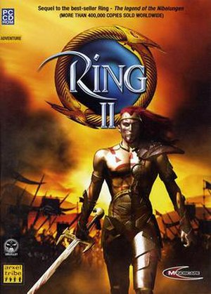 Ring (video game) - Image: Ring II, Twilight of the Gods