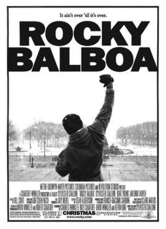 Rocky Balboa (film) - Theatrical release poster