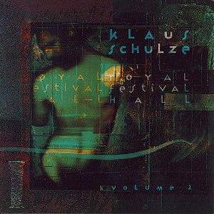 Royal Festival Hall Vol. 2 - Image: Royal Festival Hall Vol. 2 Klaus Schulze Album