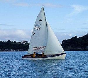New Zealand Sea Cadet Corps - Sailing configuration