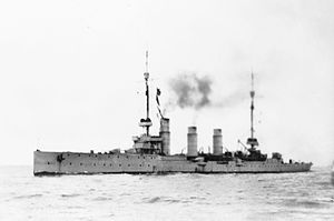 Pillau-class cruiser - Image: SMS Pillau
