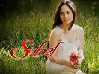Sabel (TV series) - Image: Sabeltitlecard