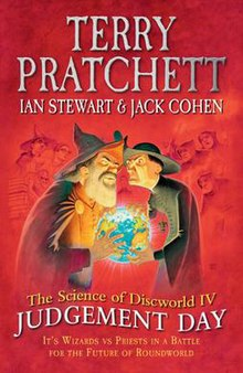 Science of Discworld IV, Judgement Day, Terry Pratchett.jpg