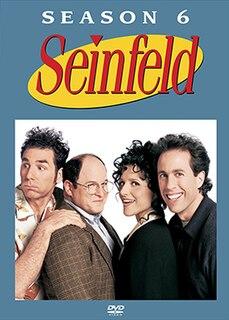 <i>Seinfeld</i> (season 6) season of television series
