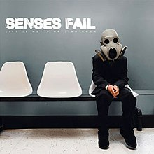 Image result for senses fail life is not a waiting room