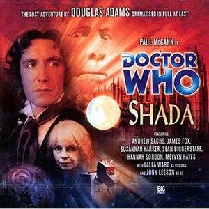 Shada (Doctor Who) - Image: Shada (audio)