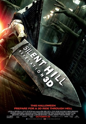 Silent Hill: Revelation - Promotional poster