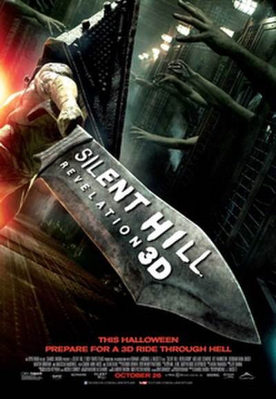 Picture of a movie: Silent Hill: Revelation 3D