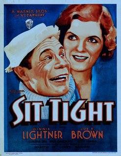 <i>Sit Tight</i> 1931 film