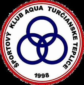 ŠK Aqua Turčianske Teplice - Image: Sk aqua turcianske teplice