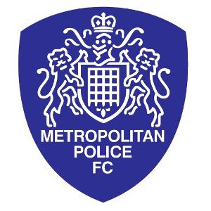 Metropolitan Police F.C. - Image: Small Met Policelogo