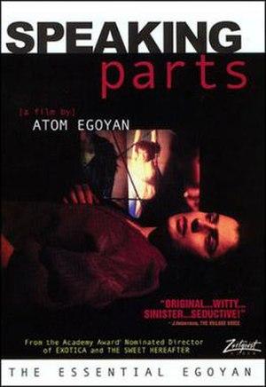 Speaking Parts - Image: Speaking Parts Film Poster