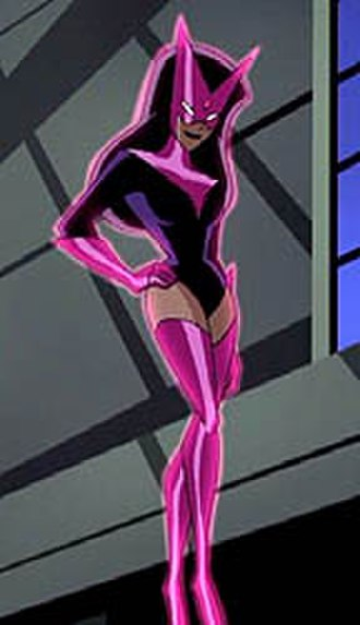 Star Sapphire (comics) - Star Sapphire as seen in Justice League.