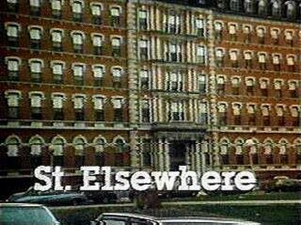 St. Elsewhere - Image: Stelsewhere
