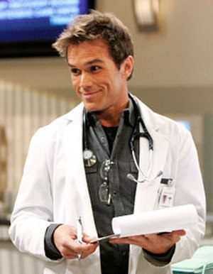 Steven Webber - Scott Reeves as Steve Webber