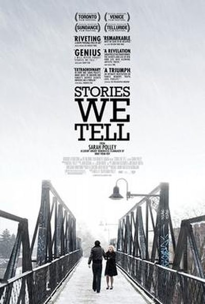 Picture of a movie: Stories We Tell