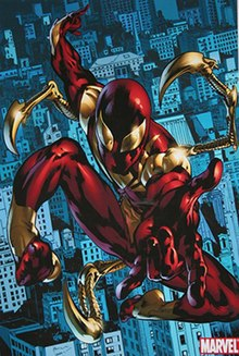 Iron Spider - Wikipedia