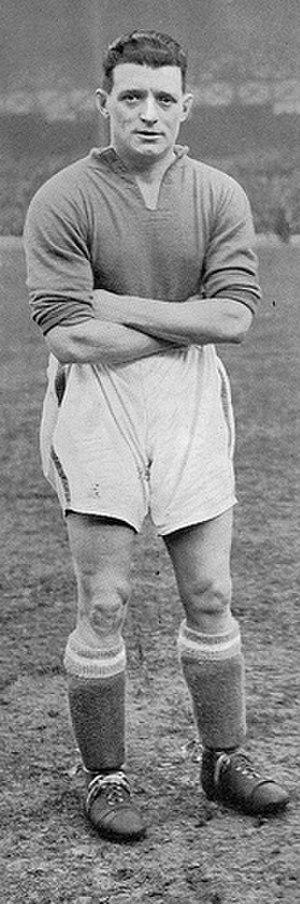 Tommy Johnson (footballer, born 1900) - Image: T Johnson 1