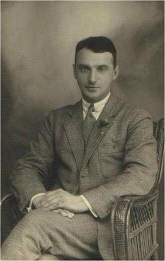 Tadeusz Vetulani - Image: Tadeusz Vetulani