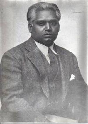 Tarak Nath Das - Image: Taraknathdas 1