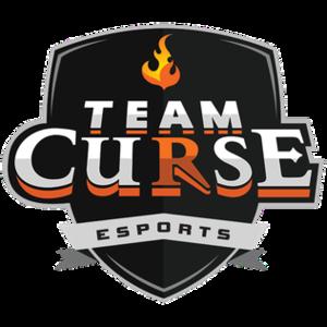 Team Curse - Image: Team Curse e Sports Logo 2015