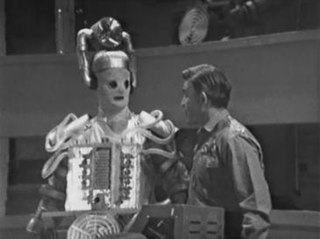 <i>The Tenth Planet</i> 1966 Doctor Who serial
