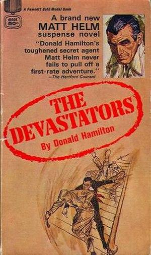 The Devastators - Paperback original