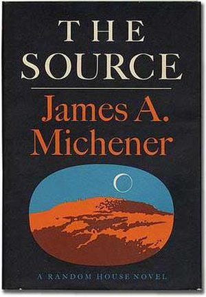 The Source (novel) - First edition