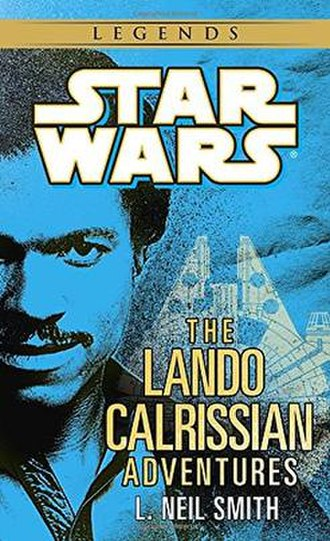 The Adventures of Lando Calrissian - Book 1