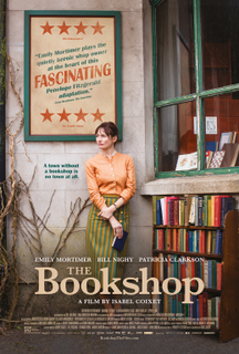 <i>The Bookshop</i> (film) 2017 film by Isabel Coixet