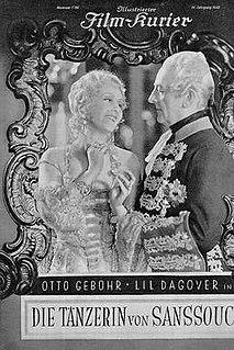 <i>The Dancer of Sanssouci</i> 1932 film