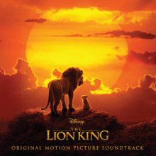 The Lion King Original Motion Picture Soundtrack (2019).png