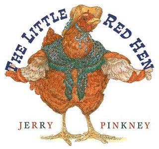 <i>The Little Red Hen</i> (Pinkney book) book by Jerry Pinkney
