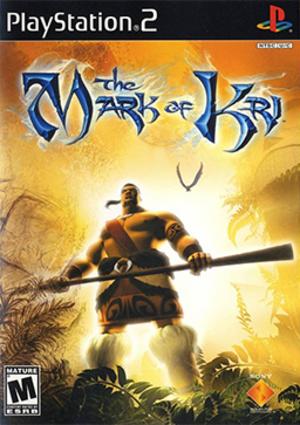 The Mark of Kri - Image: The Mark of Kri Coverart