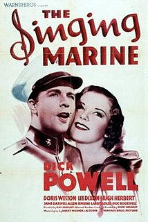 <i>The Singing Marine</i> 1937 film by Busby Berkeley, Ray Enright