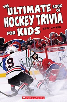 picture relating to Printable Trivia for Kids identify The Best E book of Hockey Trivia for Young children - Wikipedia