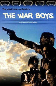 The War Boys FilmPoster.jpeg