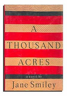 <i>A Thousand Acres</i> Book by Jane Smiley