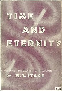<i>Time and Eternity</i> (philosophy book)